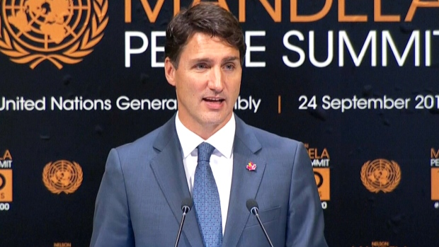 Extended: PM Trudeau speaks at UN General Assembly