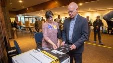 New Brunswick election 2018
