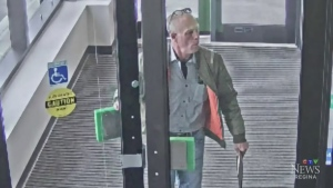 A man impersonated a bank customer to transfer mon