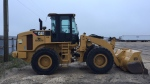 Police supplied photo of an '02 Caterpillar front-end loader, similar to the '07 model that was stolen.