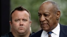 Bill Cosby departs after a sentencing hearing at the Montgomery County Courthouse, Monday, Sept. 24, 2018, in Norristown, Pa. (AP Photo/Matt Slocum)