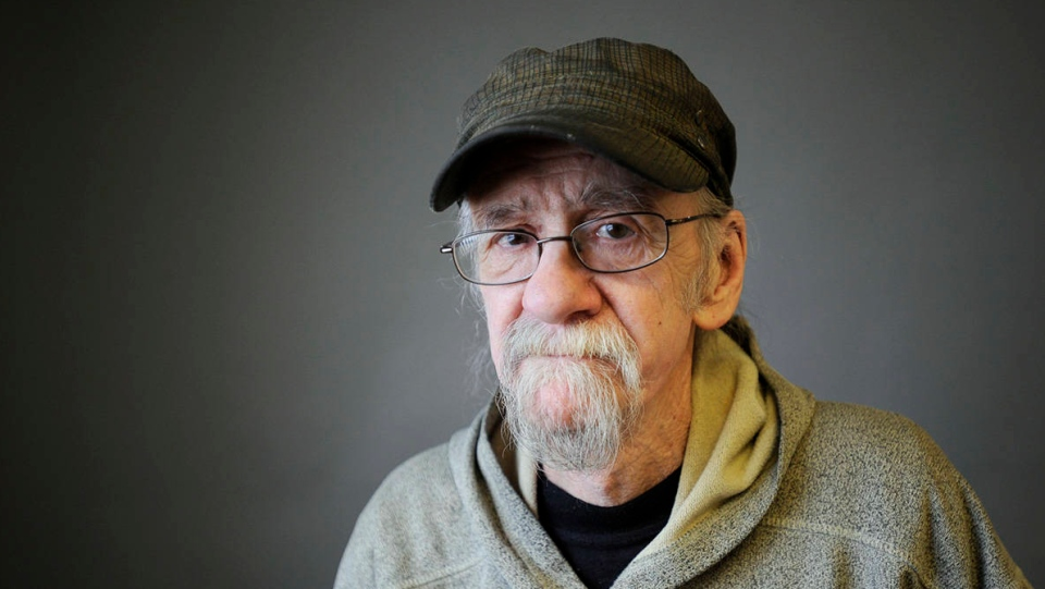 Leon Nepper, 73, seen here in a file photo, was facing charges in connection with the mail bombing that severely injured his brother in Port Alice earlier this month. Nepper died in custody Sunday, according to a coroner. (Courtesy Yukon News/Ian Stewart)