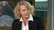Public Safety Parliamentary Secretary Karen McCrimmon on Power Play on Monday September 24, 2018. (CTV News)
