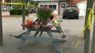 Memorial growing for man gunned down in Kitchener