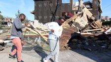 Gatineau tornado cleanup