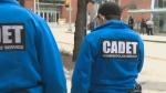 File image of Winnipeg Police Service cadets.
