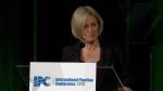 Premier speaks at pipeline conference