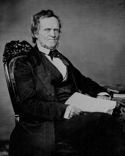 William Lyon Mackenzie(1795-1861) (National Archives of Canada / THE CANADIAN PRESS)