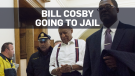 Bill Cosby sent to jail for up to 10 years