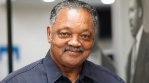 This July 5, 2018 photo shows the Rev. Jesse Jackson in Chicago.  (AP Photo/Teresa Crawford)