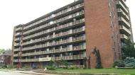 Windsor: Apartment access blocked