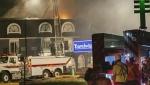 Wasaga Beach hotel fire update