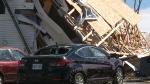 Tornado victims still in hospital
