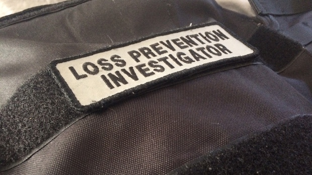 Loss prevention officer vest