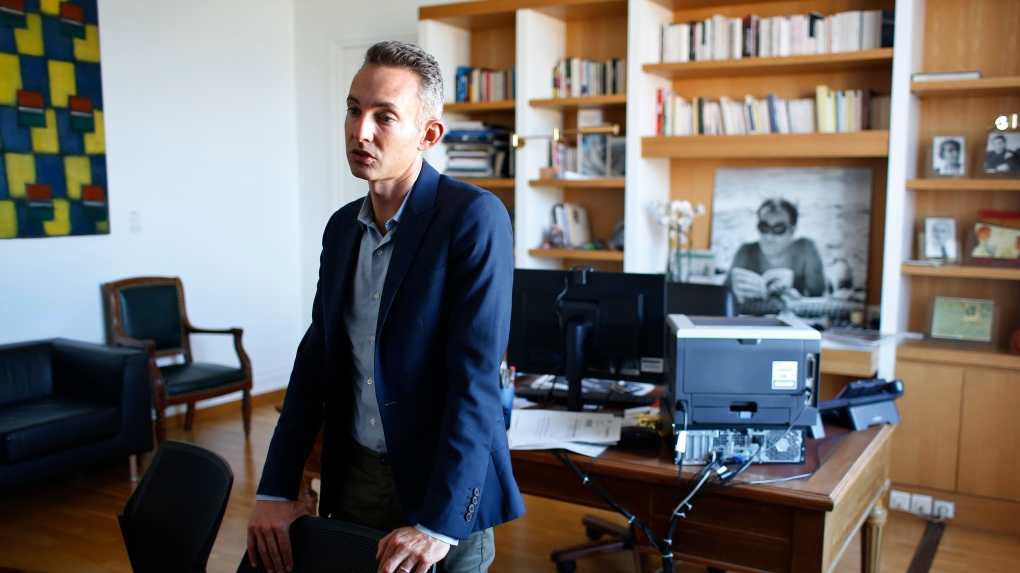 Paris Deputy Mayor Ian Brossat