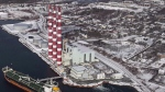 The Tufts Cove Generating Station in Dartmouth, N.S. is seen on Friday, Jan.19, 2018. Canadians could come out ahead financially with a federally-imposed carbon tax, or so concludes the latest study on the policy as understanding of emission reduction options continue to evolve. THE CANADIAN PRESS/Andrew Vaughan