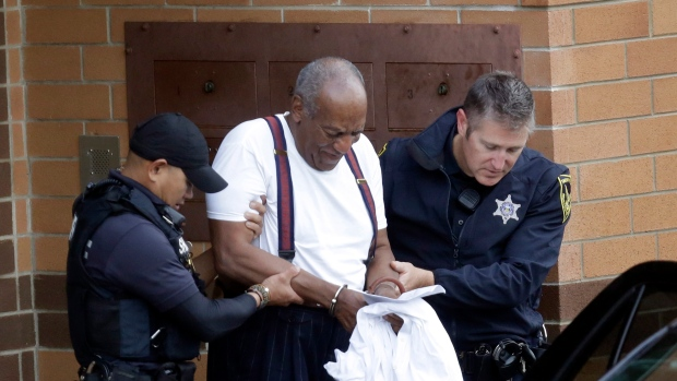 Bill Cosby to be sentenced for sexual assault in Andrea Constand case Image