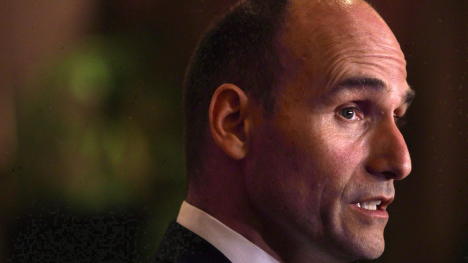 Soon-to-be-parents will be able to access extra weeks off for a second parent in March, three months ahead of schedule, Minister of Families, Children and Social Development Jean-Yves Duclos announced Wednesday. He is shown in a Tuesday, June 28, 2016 file photo. (File/THE CANADIAN PRESS)