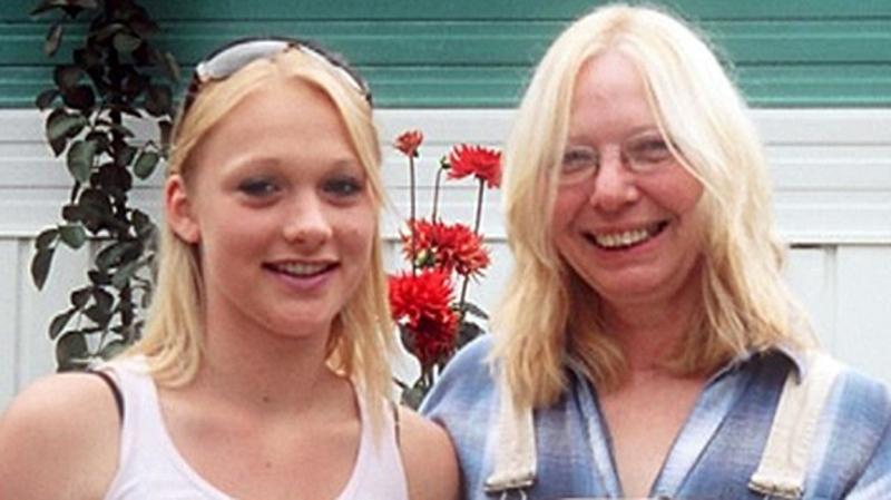 Katelyn and Leona Noble