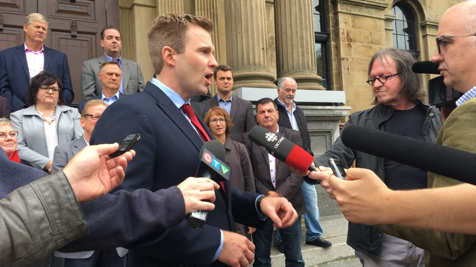 Leader Brian Gallant says the Liberals had not yet made an overture to the Green Party, and the Greens themselves were non-committal about how they might proceed after Monday's deadlocked election results.