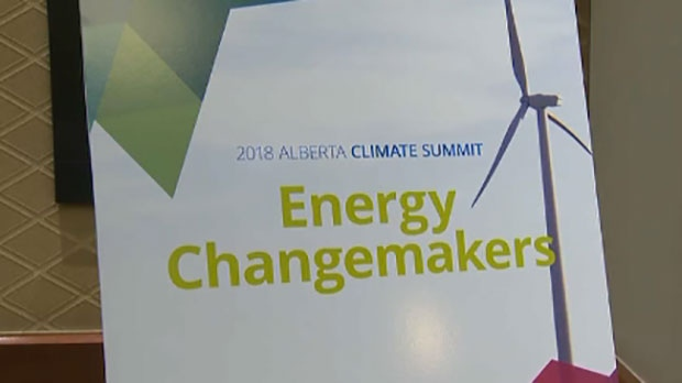 A one-day summit is being held in Calgary to talk about global trends around energy.