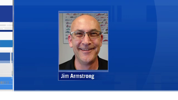 Jim Armstrong, pilot killed in helicopter crash