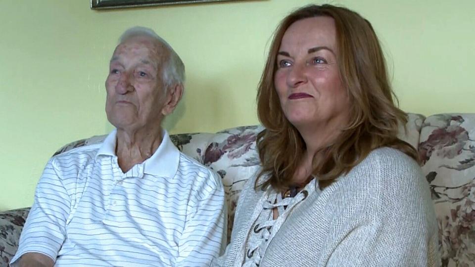Speechless Strangers Send Widower 91 Birthday Cards After Viral