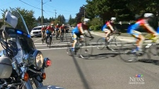 TDR riders blown away by emotional welcome in Como