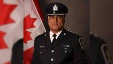 Delta police Insp. Varun Naidu