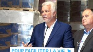 Couillard backs embattled MNA Guy Ouellette