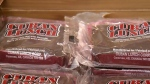 Cuban Lunch chocolate bars