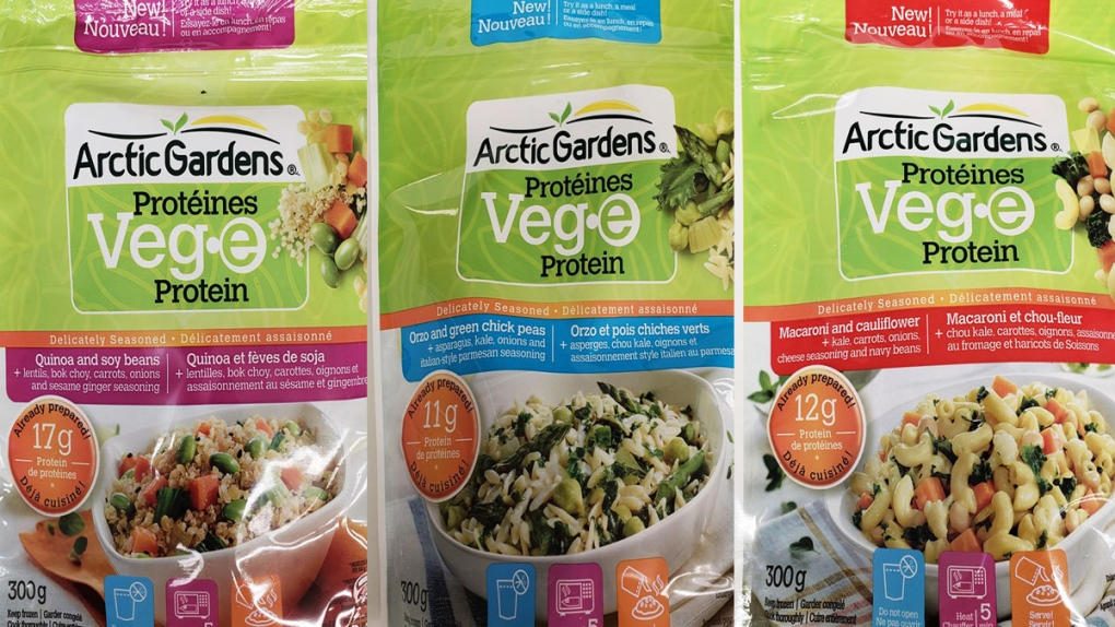 Veg-e Protein products are being investigated