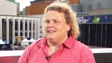 Fortune Feimster speaks with Pop Life host Richard Crouse.