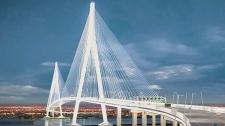 CTV Windsor: Gordie Howe bridge milestone
