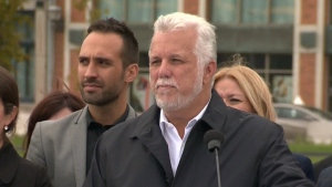 Liberals fighting for key ridings in Quebec City