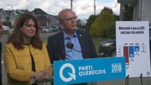 The Parti-Quebecois appears to be losing the youth vote to Quebec Solidaire