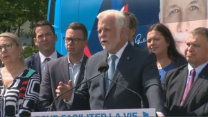The Liberals and CAQ are in a tight race as the campaign winds down