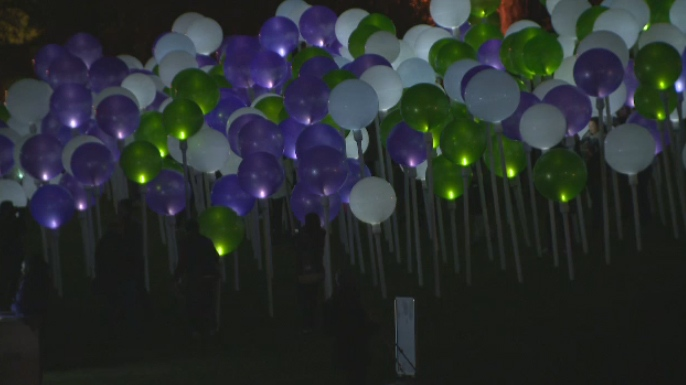 Nuit Blanche lights up the streets of Winnipeg