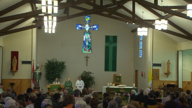 St. Patrick Parish closing