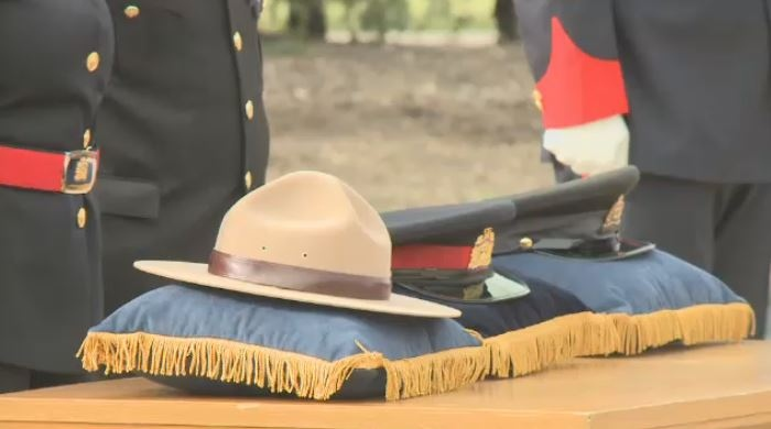The annual Saskatchewan Police and Peace Officers' Memorial held in Regina on Sept. 30, 2018 honoured fallen officers from across the country.