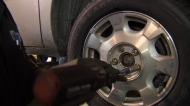 Beginning Monday, winter tires will be required on certain roads across B.C. (CTV)