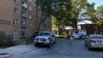 Windsor police are investigating at 395 University Ave E in Windsor, Ont., on Saturday, Sept. 29, 2018. (Melanie Borrelli / CTV Windsor)