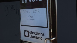 Quebec election day