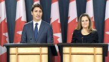 PM Trudeau comments on USMCA trade deal