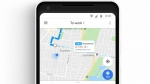 Google Maps is launching a new commute tab this week, aimed at helping users shave time and stress from their daily commute to work. (Google)