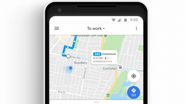 Google Maps Just Got A Big Commuter-Friendly Update