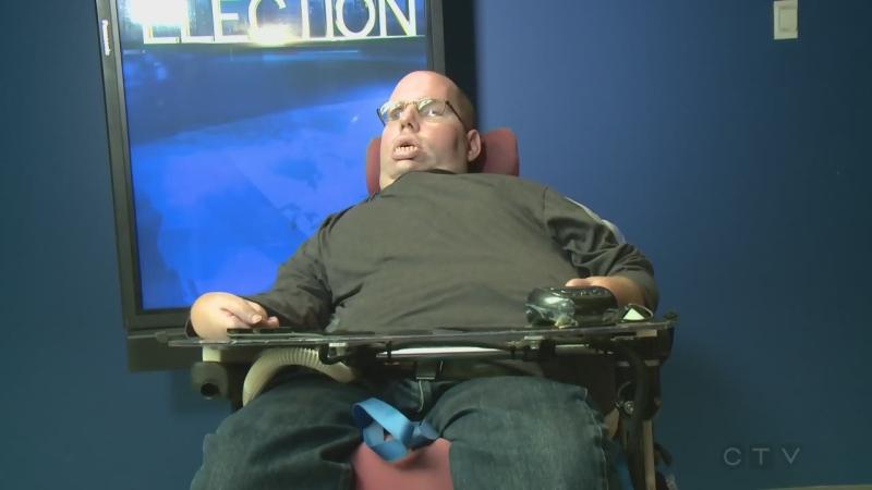 Ottawa Election - Ryan Lythall
