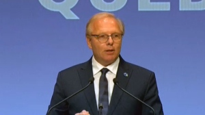 Jean-Francois Lisée lost his seat as he led the PQ to its worst showing in decades.