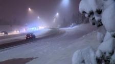 Snowfall warning, snow, weather, snowfall, heavy s