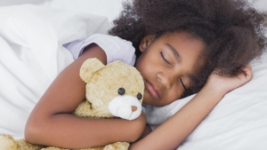 This is how much sleep your kid should be getting